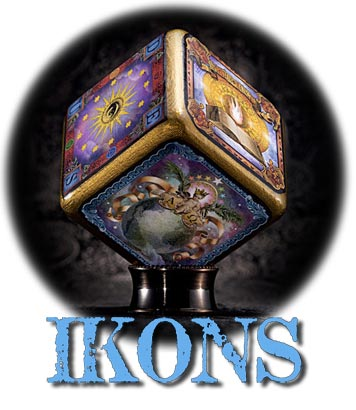 IKONS by Stephen Barnwell